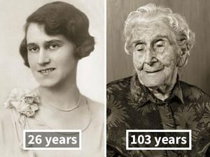 Тогда и сейчас: удивительные фото людей спустя года
