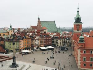 Дешевая Варшава: сад на крыше, ретро-столовые и лучшие гиды города