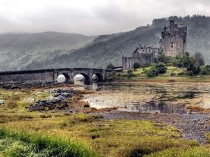 Таинственная Шотландия: одна любовь на всю жизнь