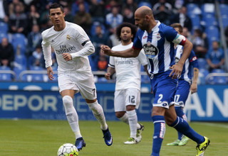 Прогноз на матч Реал Мадрид - Депортиво от букмекеров