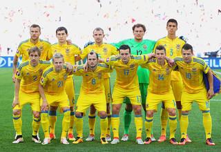 От флага Румынии до вышивки: как изменялась форма сборной Украины