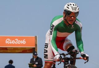 Паралимпиец из Ирана погиб после падения на велогонке
