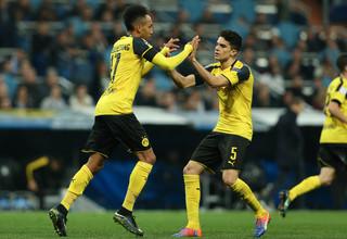 Боруссия, уступая 0:2, не дала Реалу занять первое место в группе