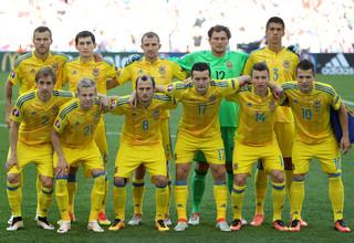 ФИФА наказала Украину за нацистские выкрики в матче против Сербии