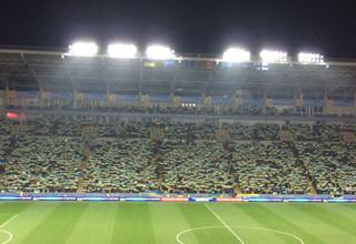 Футбольный праздник: Как Одесса приняла сборную Украины
