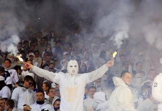 Динамо Киев сообщило о проявлении нацизма на Олимпийском