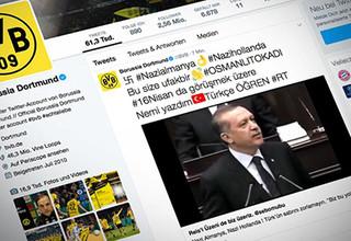 Хакеры взломали твиттер Боруссии и разместили обвинения в нацизме