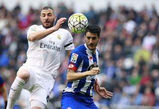 Реал Мадрид - Депортиво: Где смотреть матч чемпионата Испании