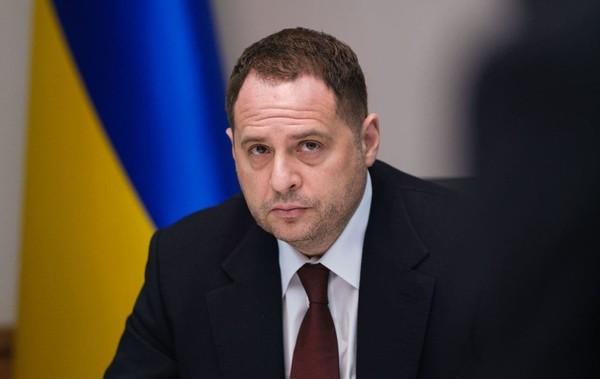 Мирный план Украины, Франции и Германии находится в РФ - Ермак0