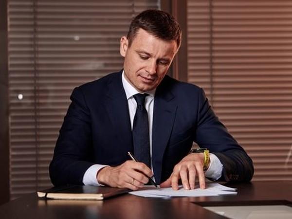 Министр финансов Украины Сергей Марченко