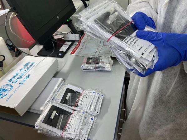 Тест-системы для проверки на коронавирус уже в Украине