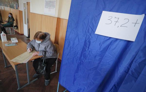 Довыборы в Раду на Ивано-Франковщине. Данные экзит-полла0
