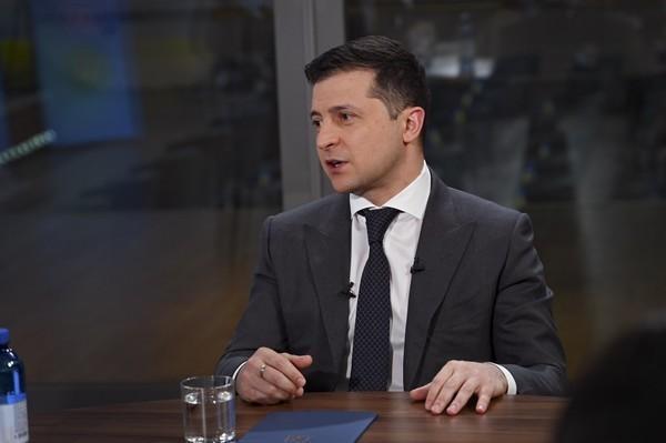 Зеленский одобрил создание Национального плана COVID-вакцинации0