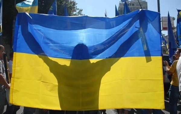 В Украине есть украинский русский язык - Мендель0