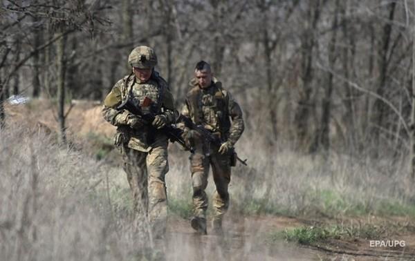 На Донбассе за сутки десять нарушений