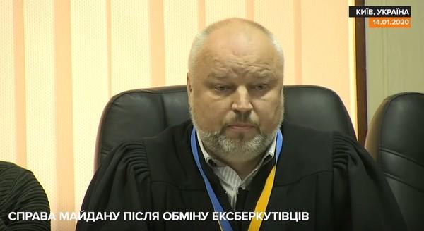 Главный судья в деле Сергей Дячук