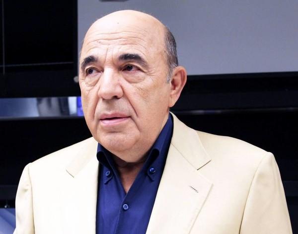 Вадиму Рабиновичу в Чернигове оказались рады не все