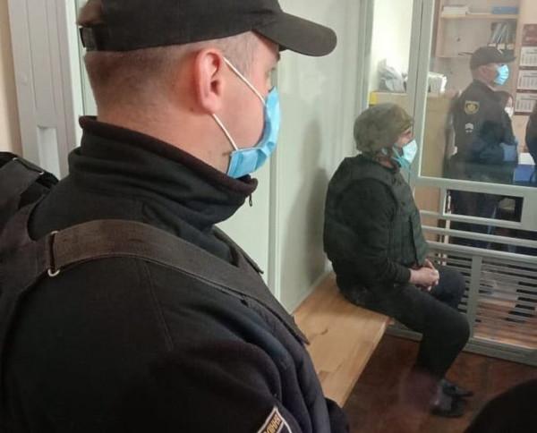 Заседание в Житомирском суде