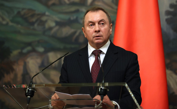 Глава МИД Беларуси Владимир Макей