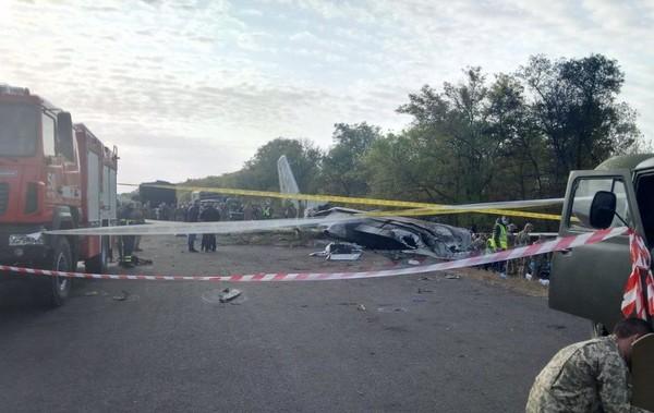 Стало известно, в каком состоянии был разбившийся Ан-260