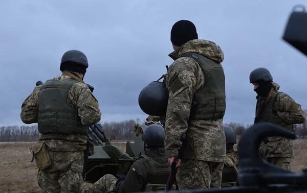 Террористы на Донбассе 6 раз нарушили режим прекращения огня.