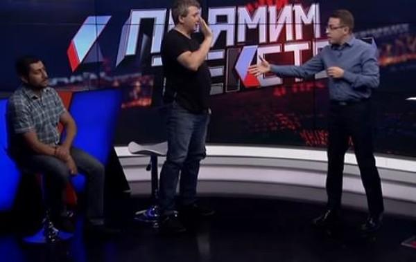 русскоязычные телеведущие на украине