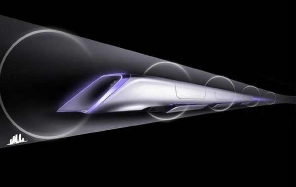 Hyperloop призван стать самой быстрой и амбициозной альтернативой передвижениям по земле, рельсам, воде и воздуху