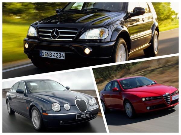 Названы самые ненадежные б у автомобили - Автоновости Украины и мира ... c72824f542b