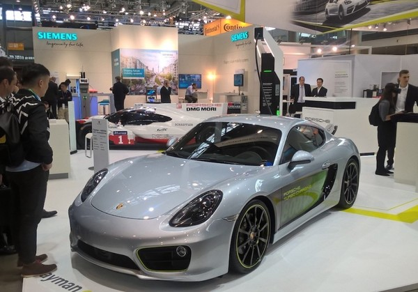 Cayman e-volution