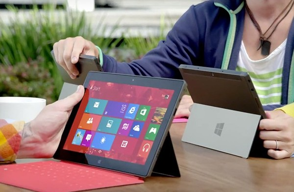 Обзоры Microsoft Surface