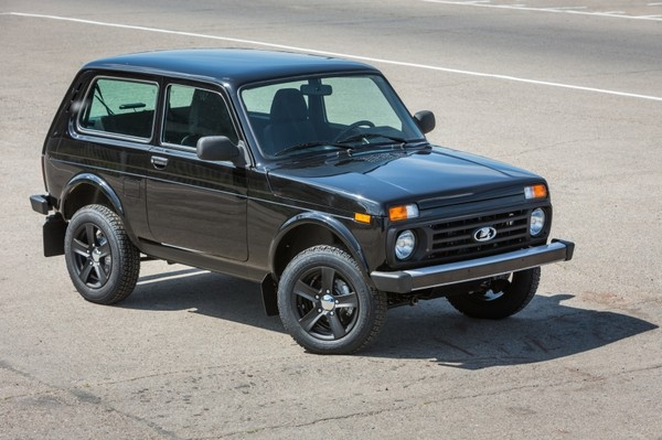 Lada 4×4 Black Edition