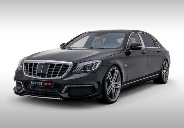 Mercedes-Maybach S