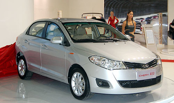 Chery A13 стоит от 84 000 грн, Chery M11 – от 103 500 грн