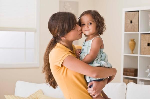 Как стать доброй мамой