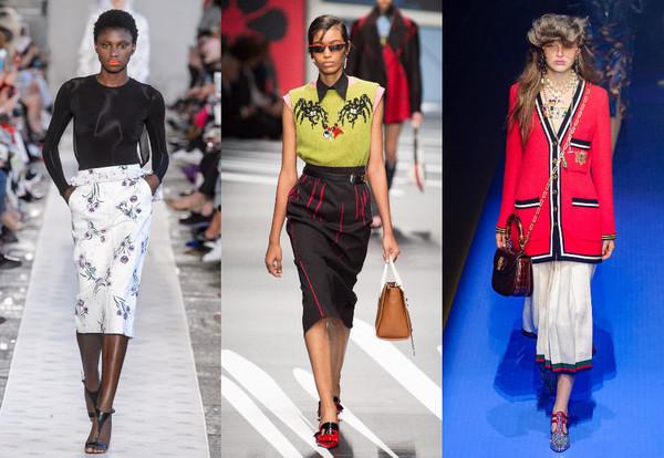 cab7aba5dbf Самые модные тренды 2018 года в одежде