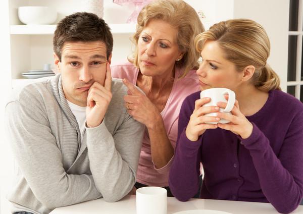 Хорошие отношения со свекровью – залог крепкого брака