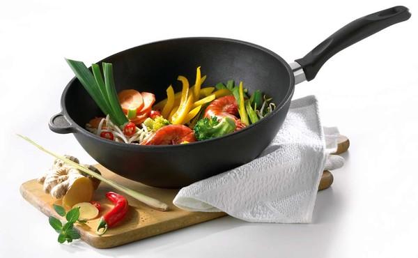 Рецепты в сковороде вок фото #1