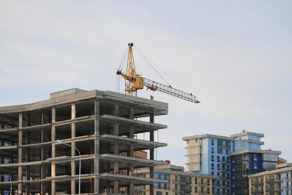 В Украине активно развивается сфера недвижимости