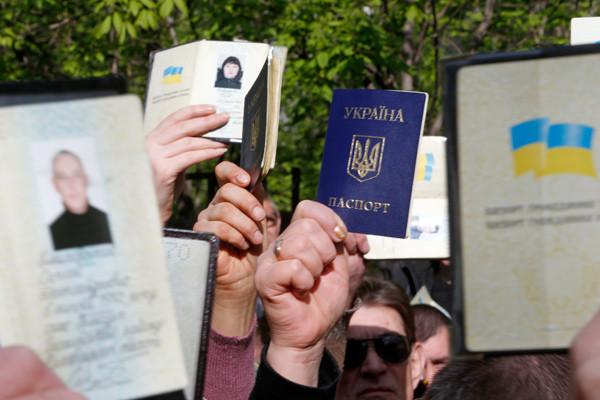 Власти возьмутся за украинцев, проживающих не по прописке