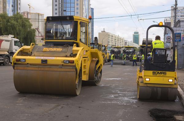 Одна из главных причин плохих дорог в Украине - погода