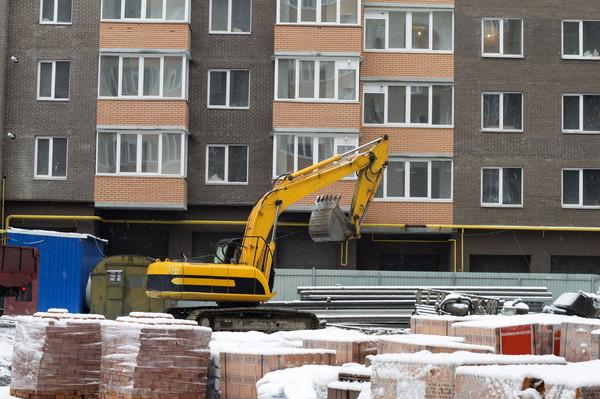 Украинским строителям надо наращивать объемы работ