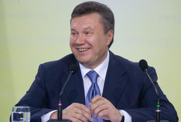 По информации российских СМИ, беглый Янукович проживает в районе Сочи