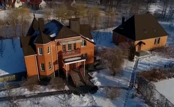 Судья Лагнюк владеет несколькими недостроенными объектами в Киеве и области