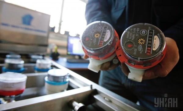 Некоторые жители Киева могут установить счетчики на воду бесплатно