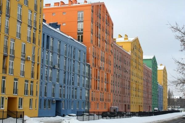 Архитекторы уменьшают площадь в домах эконом-класса
