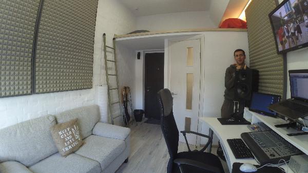 Ремонт в такой квартире обойдется совсем недорого