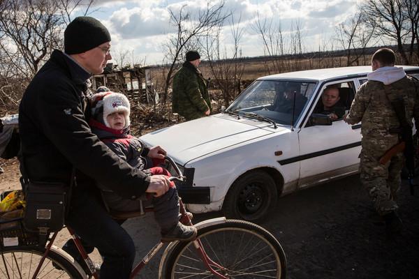 Пушилин о блокаде: Политика государства, граничащая с геноцидом