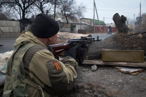 """Бойцы """"Айдара"""" попали в засаду сепаратистов, в результате перестрелки есть погибшие с обеих сторон"""