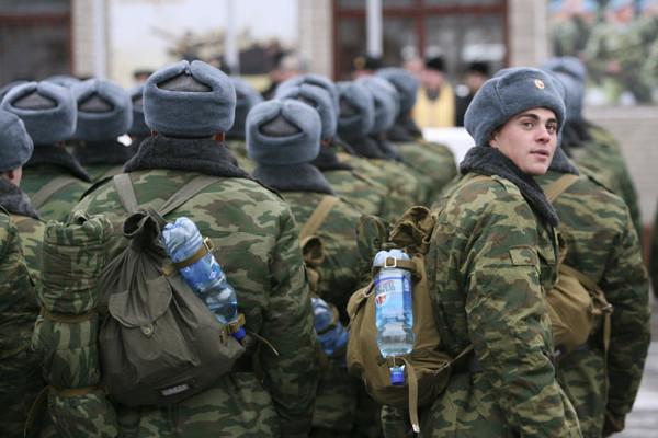 Крымчане начнут служить на территории РФ