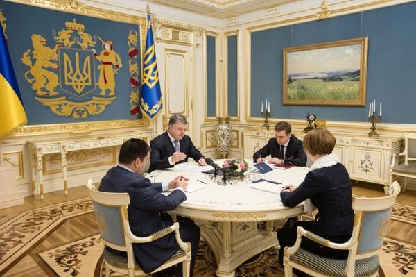 Порошенко: Суд ООН призвал Россию к полному выполнению Минских договоренностей